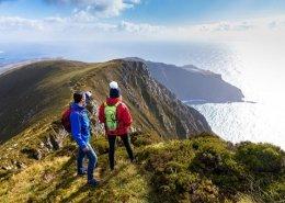 Himmlische Wanderungen in Irland